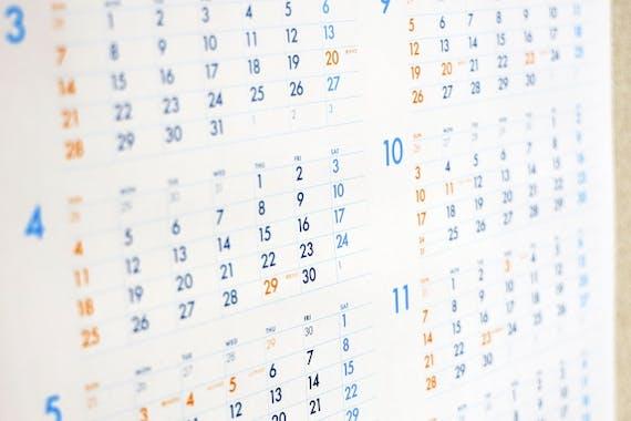free_カレンダー