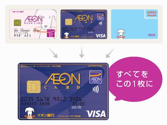aeon_イオンカードセレクトの説明画像