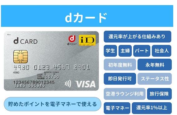 dカード評価