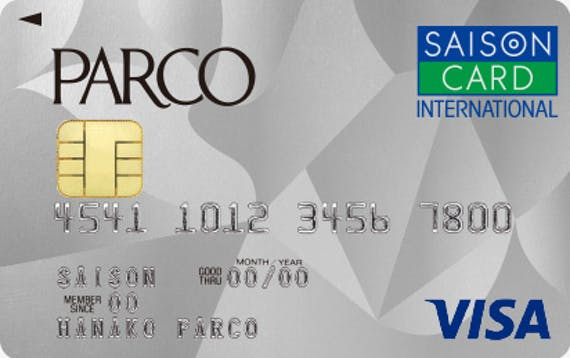 saison_PARCOカード