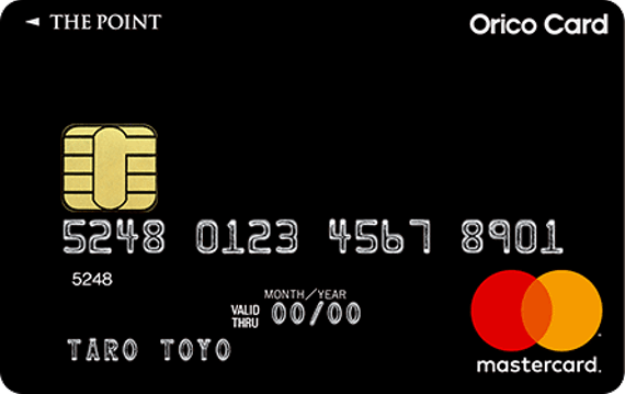 Orico_Card_THE_POINT