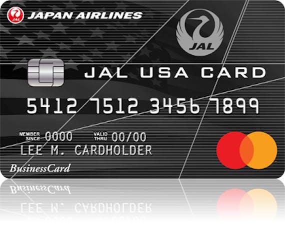 JAL_JAL USA CARD_画像