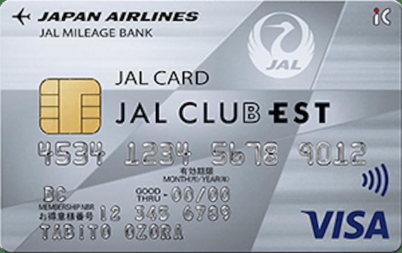 jal_jalclubest visa