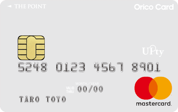 orico_Orico Card THE POINT UPty